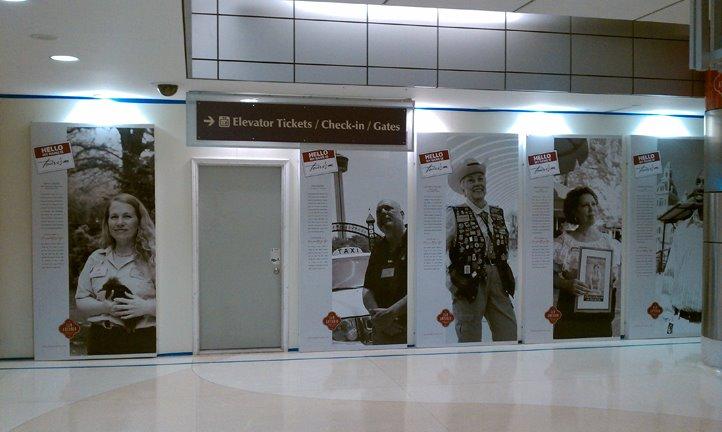 Interior Signage Posters