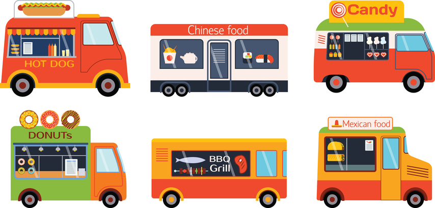 Food Truck Wraps are Your Mobile Restaurant Sign | Digital