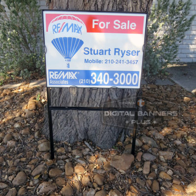 Realty Signs for remax